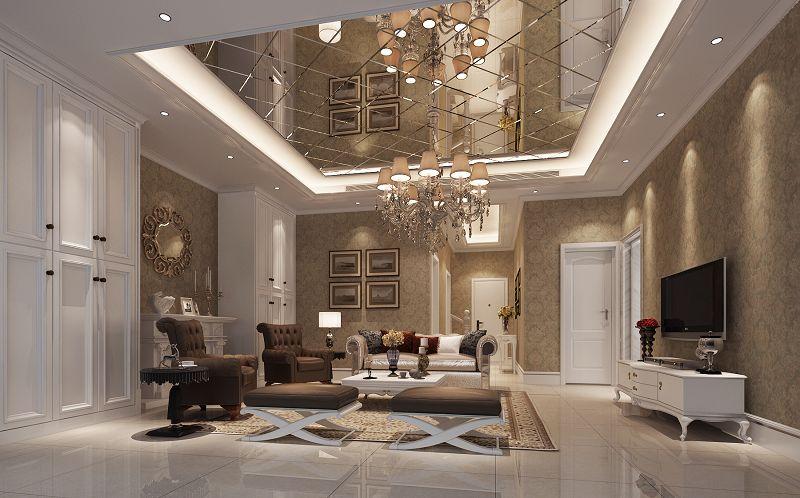 建筑面积:200以上 项目地址:重庆 云阳 本案通过完美的线条层次设计,精益求精的细节处理,带给家人不尽的舒服触感,实际上和谐是欧式风格的最高境界。同时,欧式装饰风格最适用于大面积房子,若空间太小,不但无法展现其风格气势,反而对生活在其间的人造成一种压迫感。当然,还要具有一定的美学素养,才能善用欧式风格。