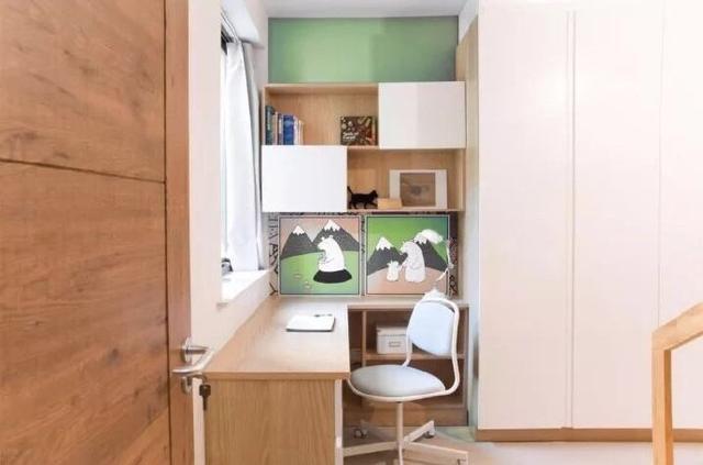 小卧室8款设计方案,整体效果好看又突出!