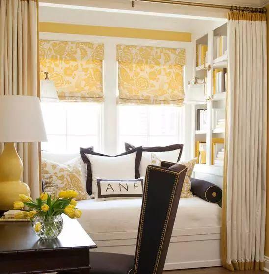 家里有飘窗该如何设计?这些方案能让你多些思路_6