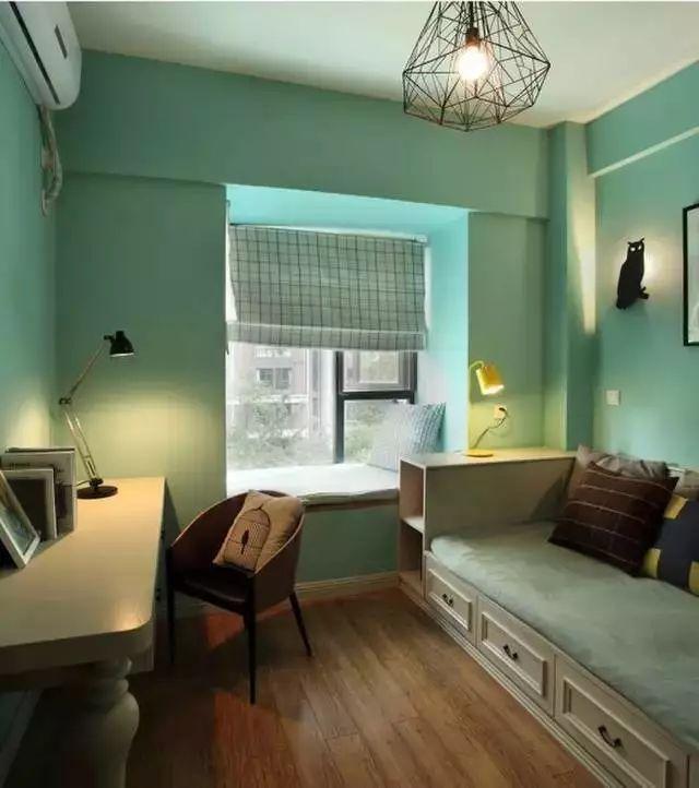 家里有飘窗该如何设计?这些方案能让你多些思路_5