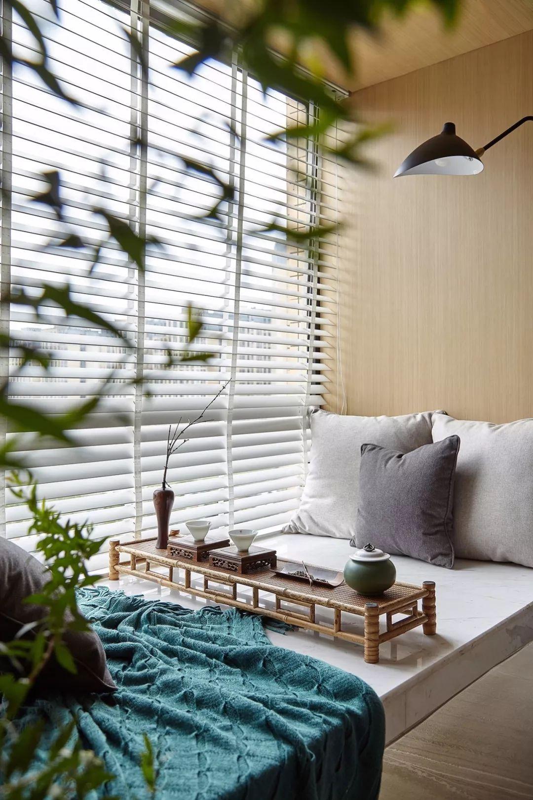 家里有飘窗该如何设计?这些方案能让你多些思路_13